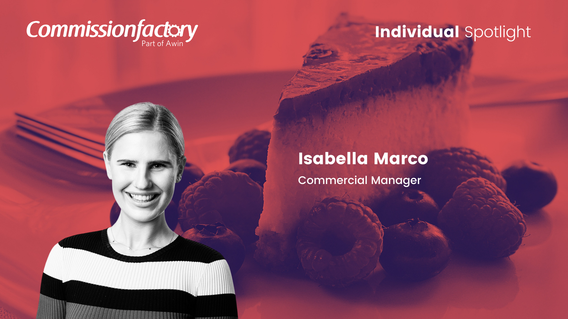 Interview with Isabella Marco