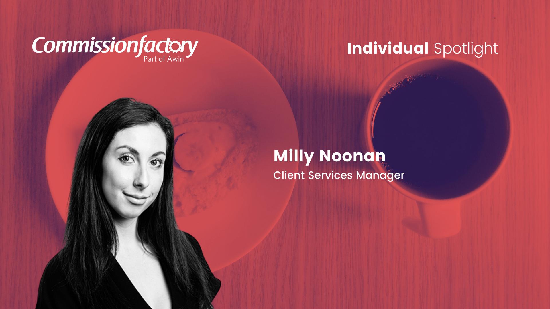 Milly Noonan Employee Spotlight