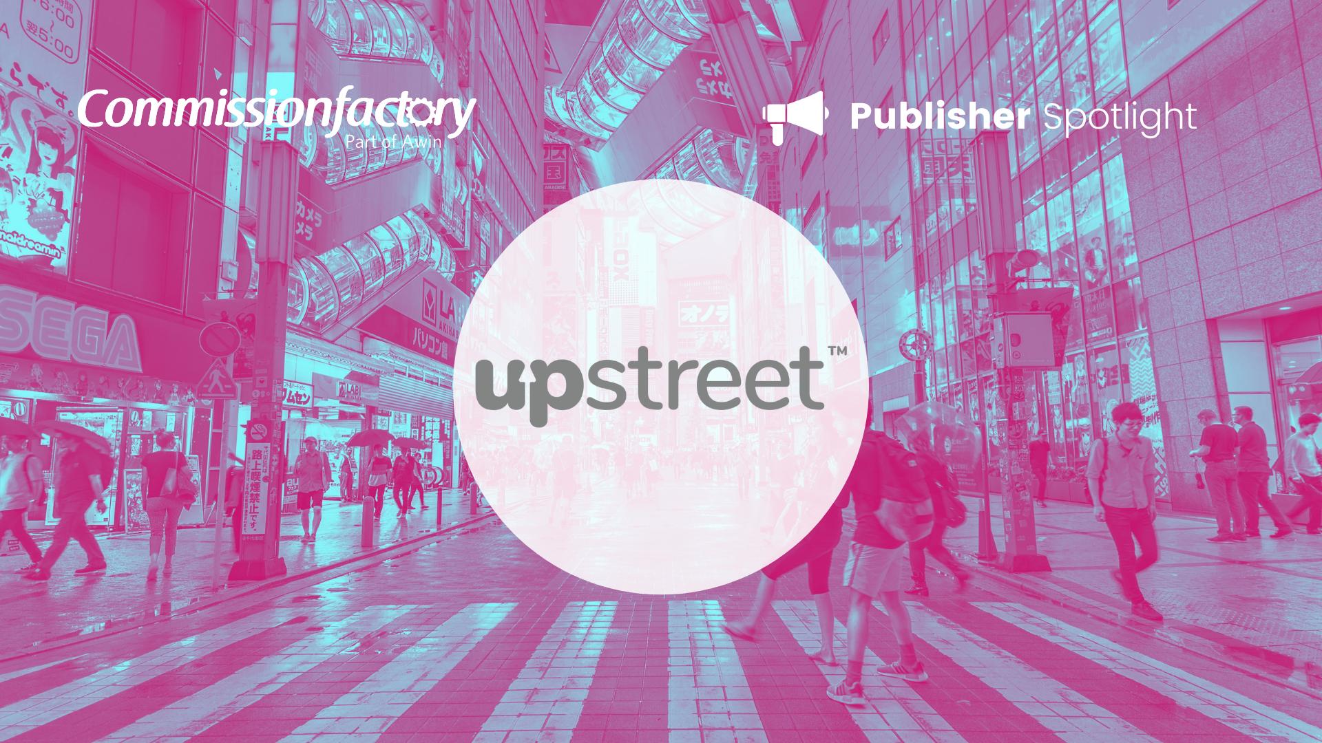 Upstreet Publisher Spotlight