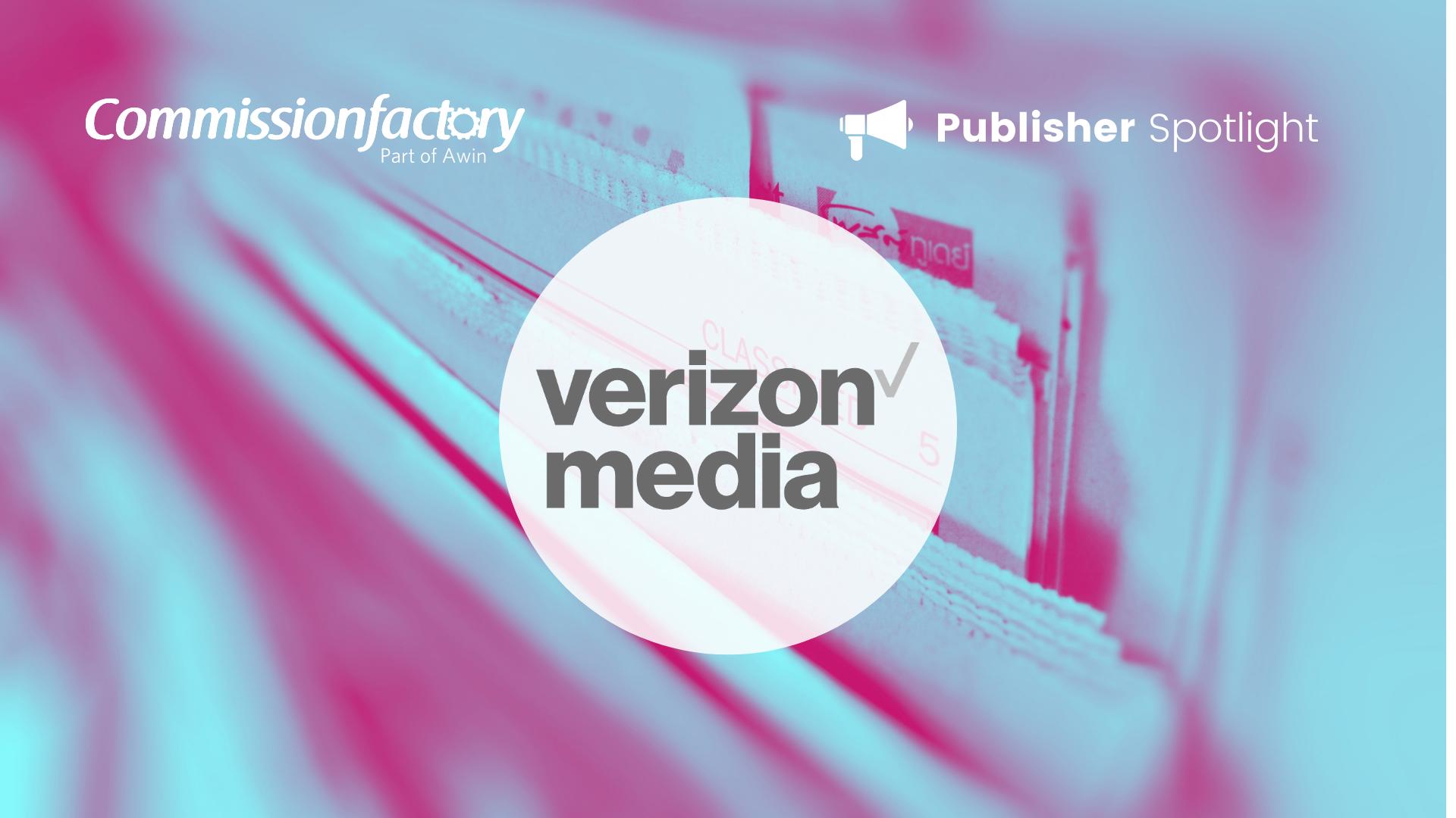 Yahoo Verizon Publisher Spotlight