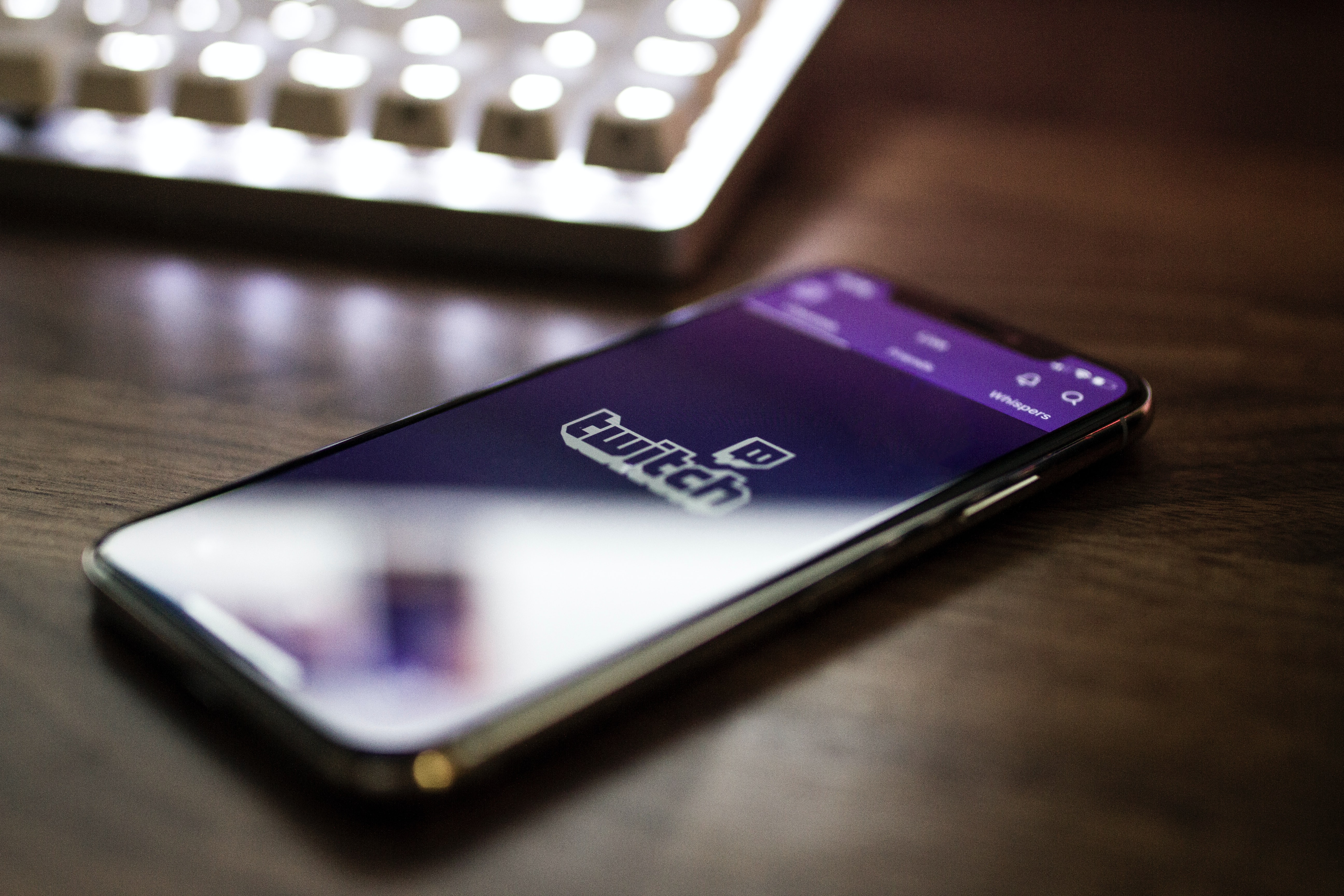 Twitch and affiliate marketing